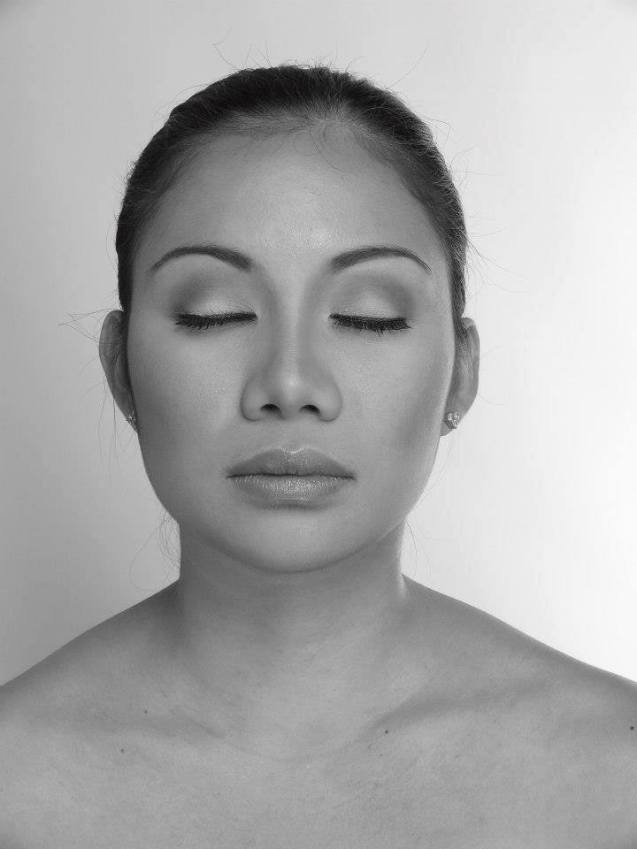 Make up for Black and White Photography